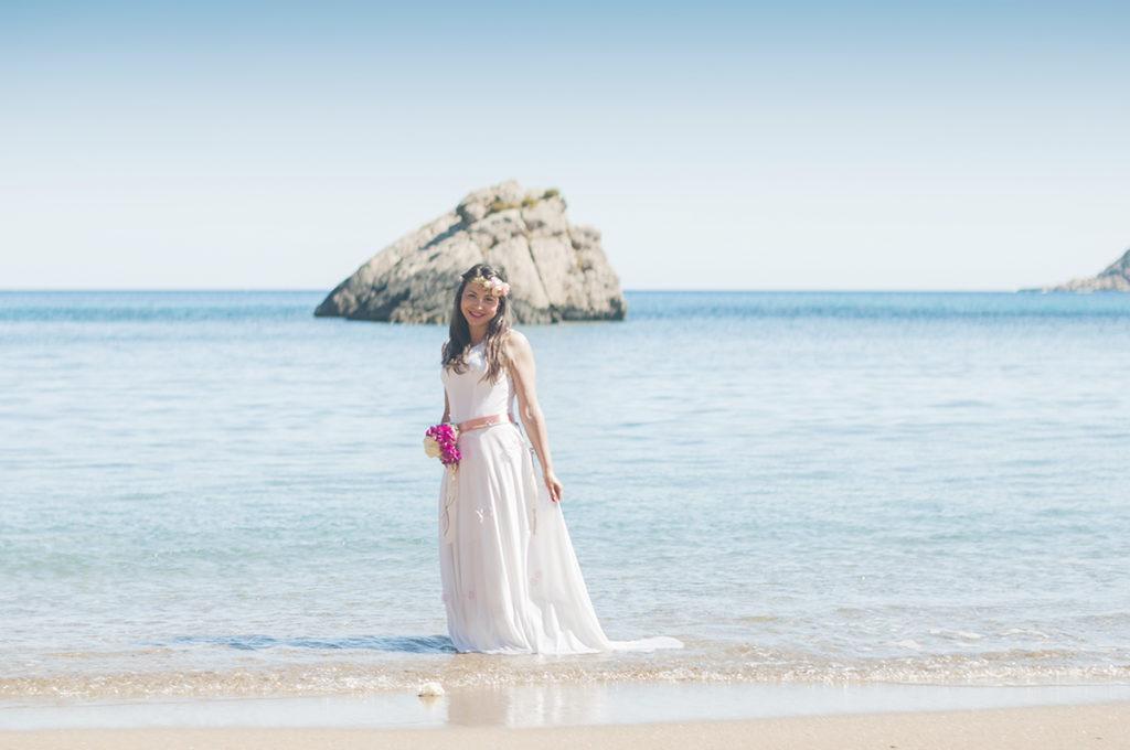 reportaje bodas playa ibiza