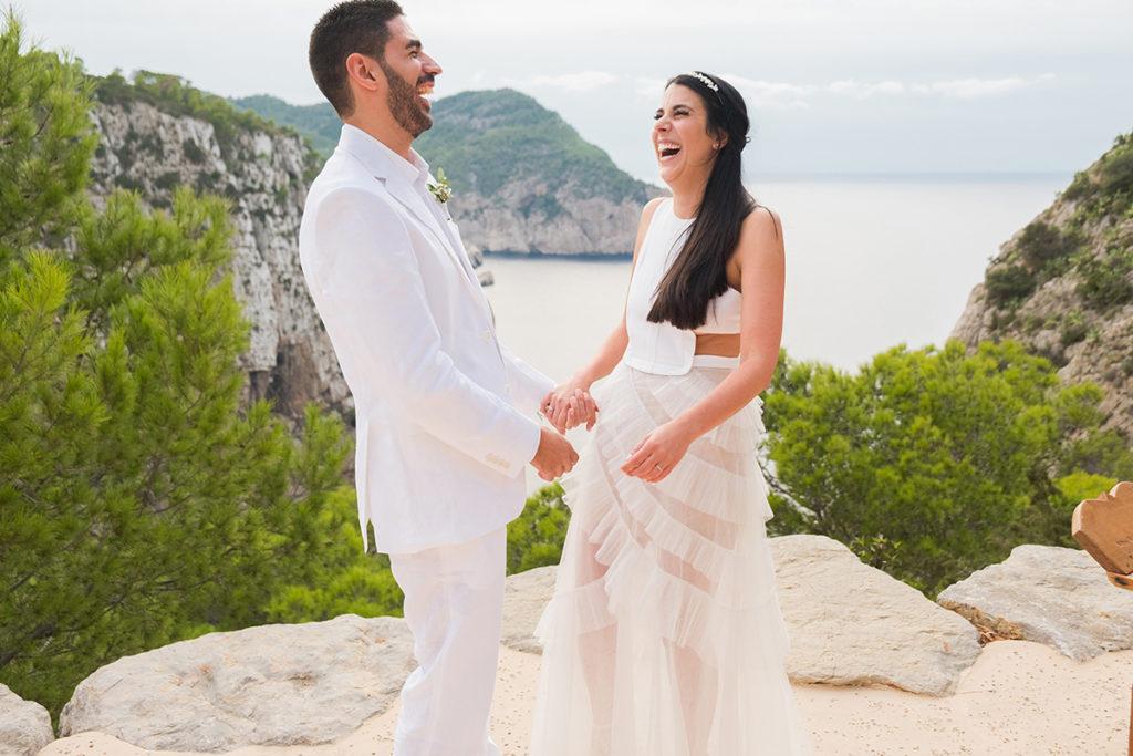 bodas con estilo ibicenco