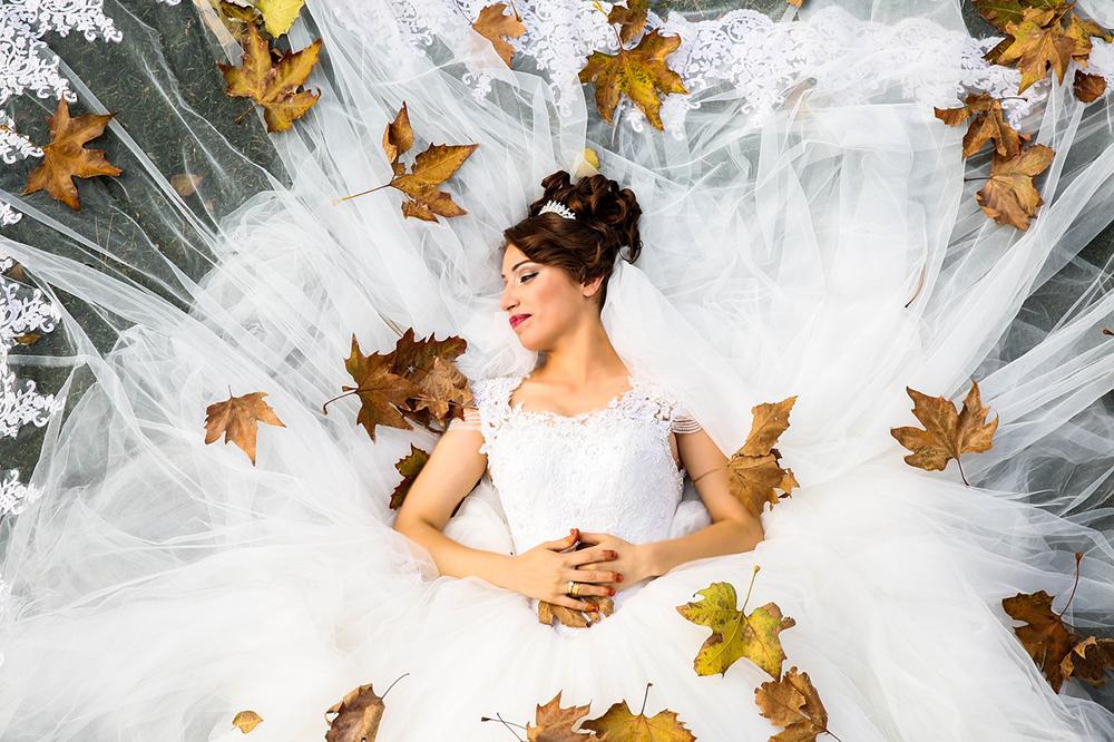 vestido novia bodas